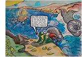 Archie Rand art