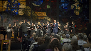 Concert of Music of the Reform Jewish Heritage at National Library, Jerusalem