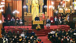 Inauguration of Rabbi Aaron Panken