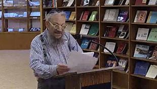 Daniel Boyarin, Ph.D., Presenting Feld Memorial Lecture