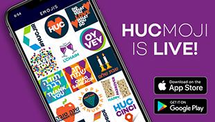 HUCmoji launch
