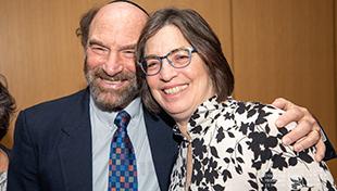 Rabbis Levi and Naamah Kelman